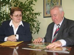 Boris Mesarić, predsjednik uprave Petrokemije, u razgovoru s Božicom Brkan, urednicom Vrta, priloga Večernjeg lista.