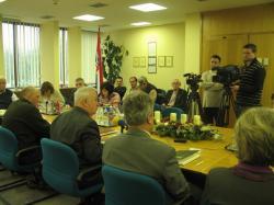 S razgovora vodstva Petrokemije i novinara