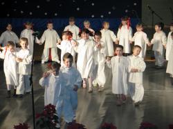 Tri koraka sim, tri koraka tam… u izvedbi Dječjeg vrtića Križ.