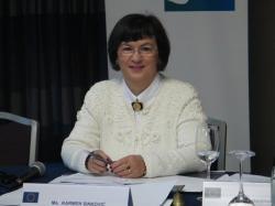 Karmen Sinković, s Jelenom Đugum moderatorica konferencije (snimila Božica Brkan