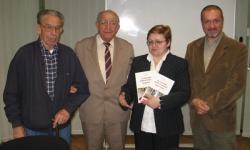 Autori knjige i urednica Živi sela Božica Brkan