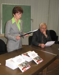 Dr. sc. Jelena Đugum i prof. dr. sc. Bela Njari