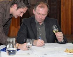 Predsjednik udruge e-vinarstvo Jovica Nikšić, vinar i inovator S osnivanja udruge e-vinarstvo (Fotografija Udruga e-vinarstvo)