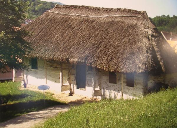 Obnovljena hiža u svoj svojoj ljepoti (Fotografija Zavičajni muzej Varaždinskih Toplica)