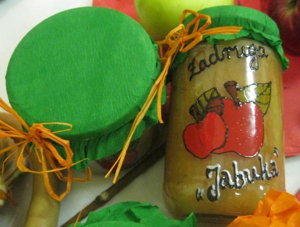 Proizvodi učeničke školske zadruge Jabuka (Snimio Miljenko Brezak / Acumen)