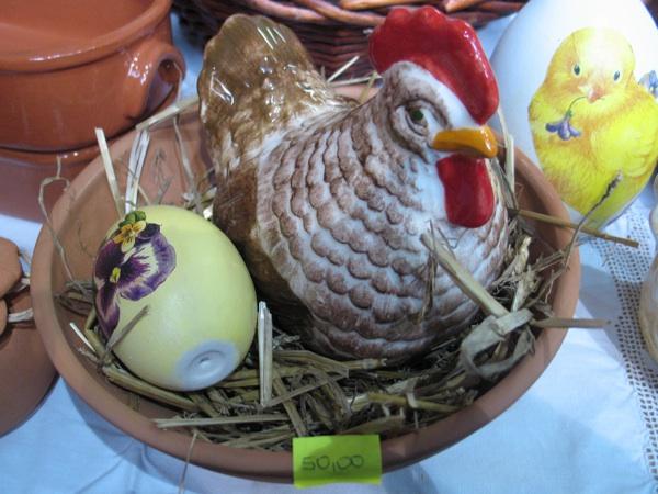 Na sajmu će se naći brojni domaći tradicijski proizvodi vezani uz Uskrs (Snimio Miljenko Brezakn / Acumen)