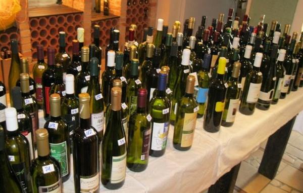 U konkurenciji za najljepšu etiketu 111 vina (Fotografija MoslaVINA)