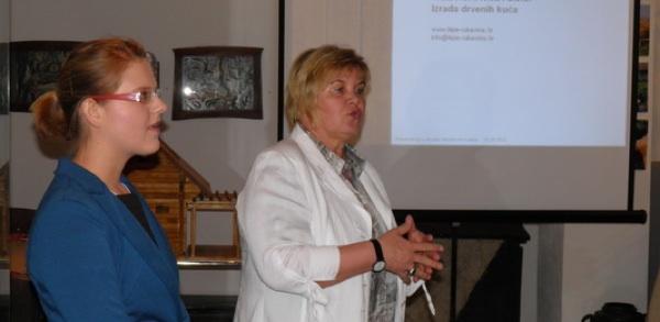 S predavanja: Ana Rukavina i Slavica Moslavac