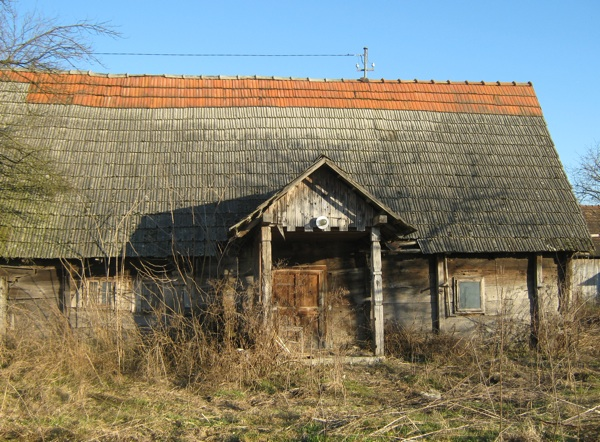 Brkanova hiža u Okešincu snimljena 2011. godine (Snimio Miljenko Brezak / Acumen)