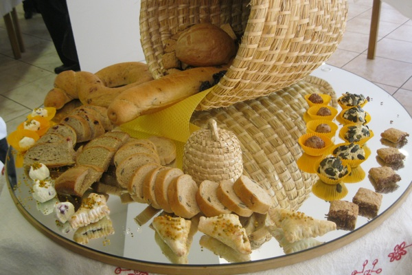 Raznovrsne, posebice tradicionalne zagorske slastice od meda (Snimio Miljenko Brezak / Acumen)