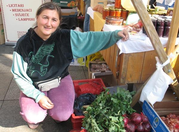 Eto, to je zagorski ekološki uzgojen pasternjak! (Snimila Božica Brkan / Acumen)