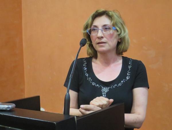 Prof. dr. sc. ramona Franić. prodekanica na Agronomskom fakultetu u Zagrebu (Fotografija Miljenko Brezak / Živi selo)