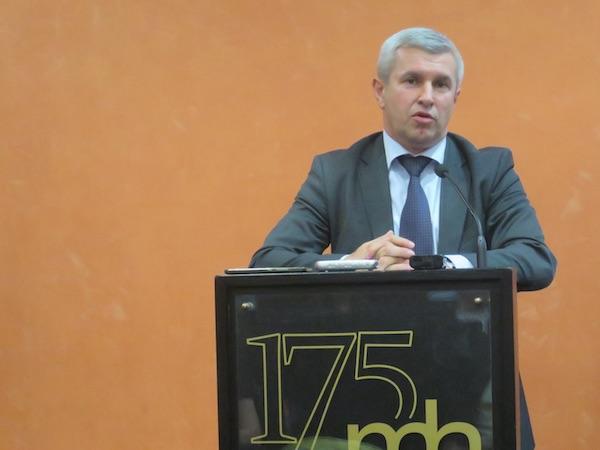 Tugomir Majdak, državni tajnik u Ministarstvu poljoprivrede (Fotografija Miljenko Brezak / Živi selo)
