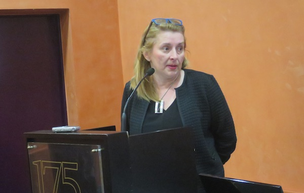 Božica Marković, direktorica Sektora za poljoprivreduu HGK (Fotografija Miljenko Brezak / Živi selo)