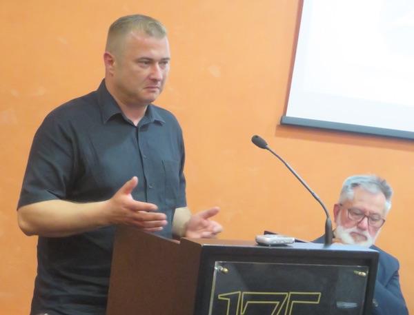 Tomislav Trdenić iz Vinarije Trdenić, Popovača (Fotografija Miljenko Brezak / Živi selo)